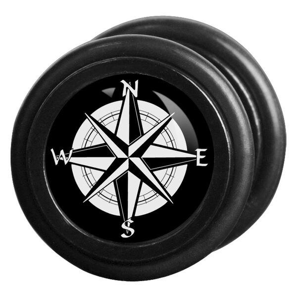 Wildcat® Black´n´White - Compass schwarz/weiß