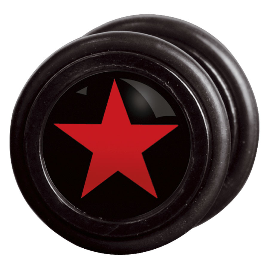 Steel Blackline® - Red Star