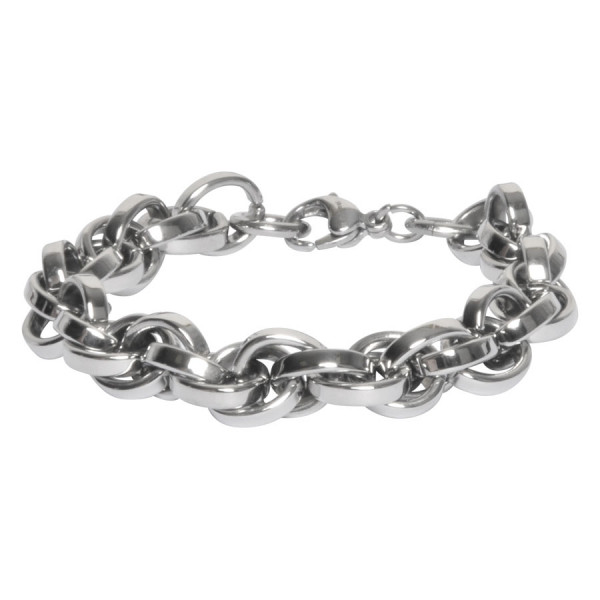 Wildcat® - Rounded Steel Bracelet