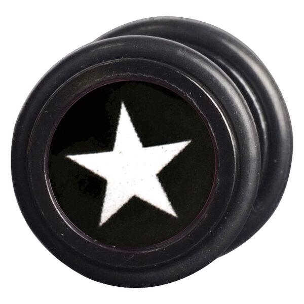 Steel Blackline® - White Star
