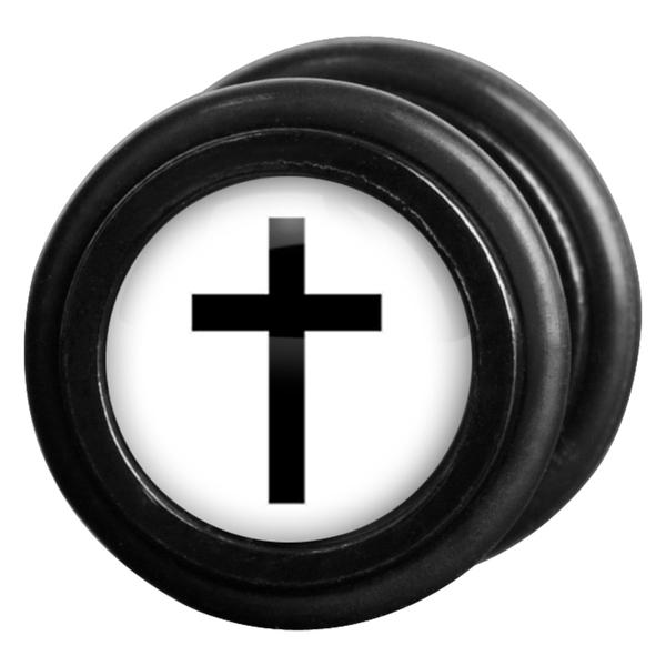 Kreuz schwarz