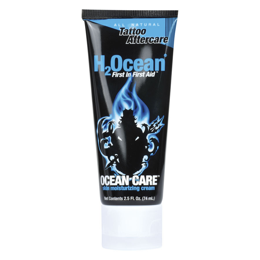 Ocean Care The Wildcat Collection Tatto cream, juárez, nuevo leon, mexico. ocean care
