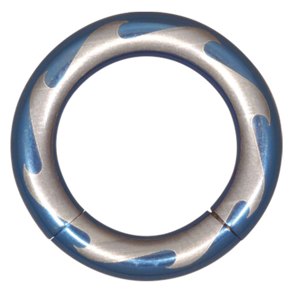 Steel Basicline® Elektra Blue Smooth Segment Ring Saw Wheel