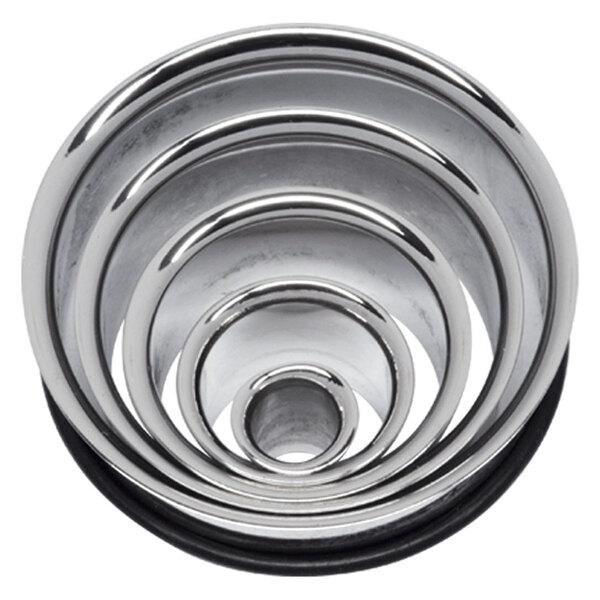 Steel Basicline® Op Art Eyelet