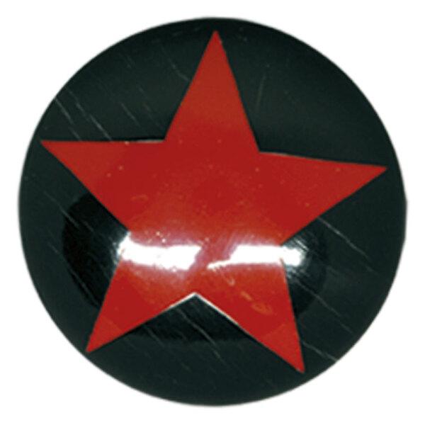 Buffalo Horn Red Star Plug