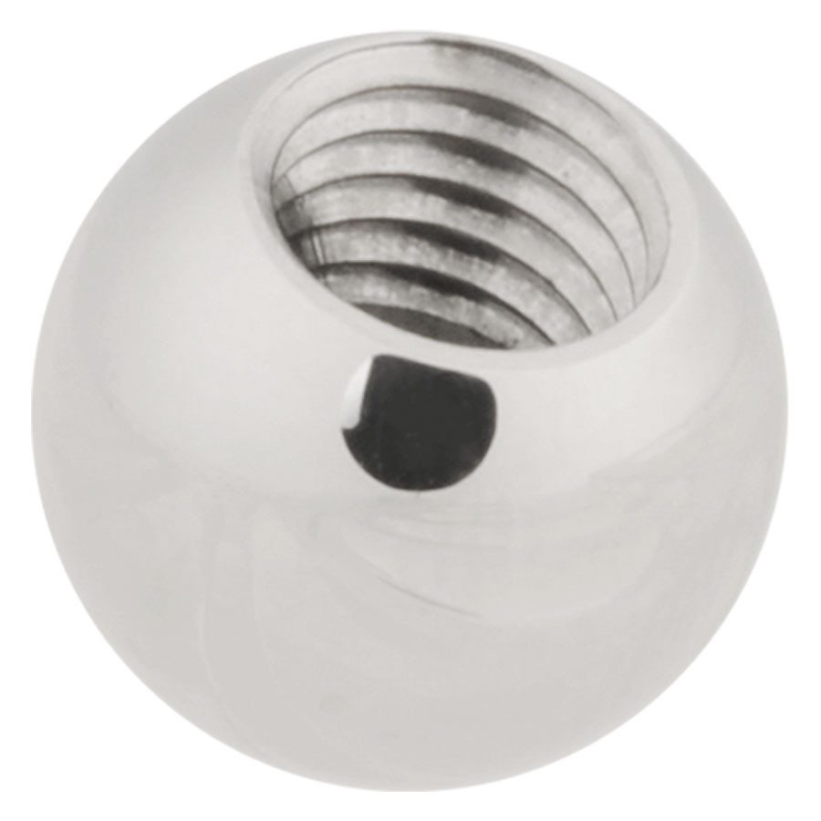 Steel Basicline® Threaded Ball