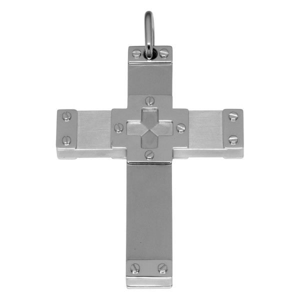 "Wildcat® - Steel Cross ""S"""