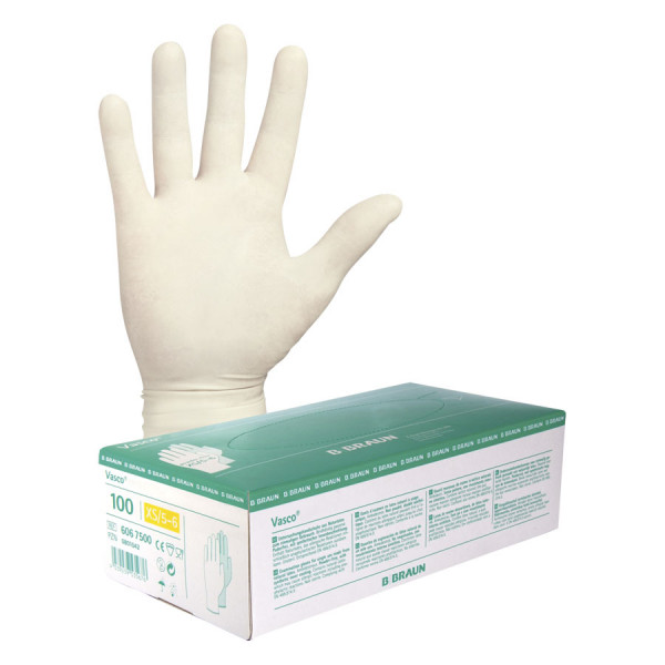Vasco Sensitive Handschuhe puderfrei