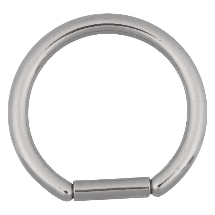Steel Basicline® Bar Closure Ring