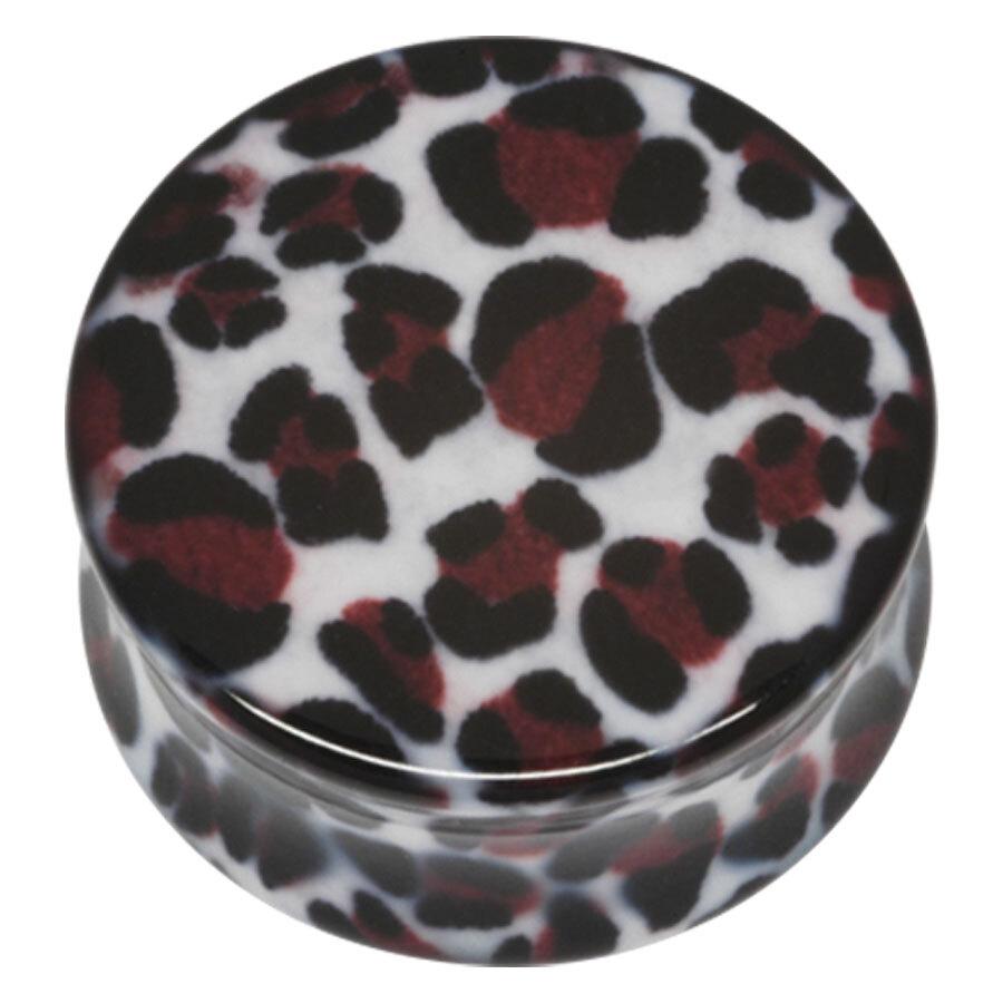 PMMA Polygraphix Leopard Plug