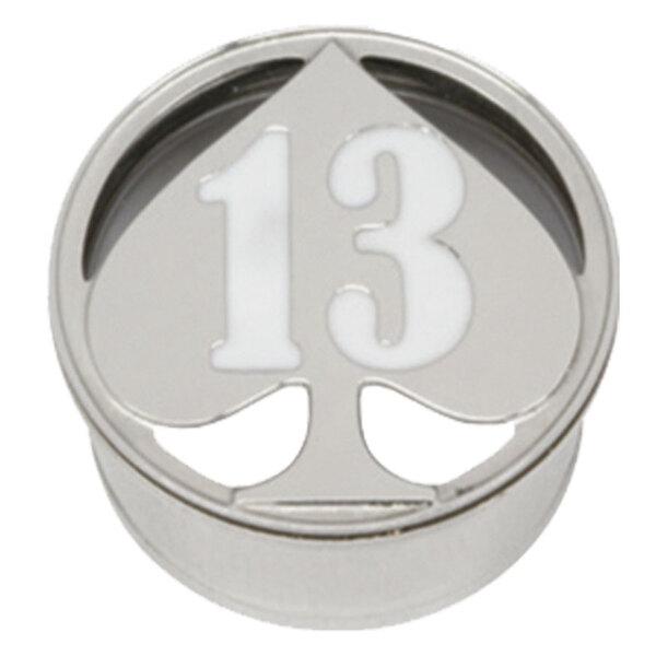 Steel Basicline® Impression Eyelet 13 Spade