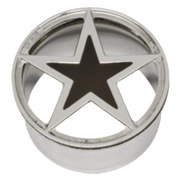 Steel Basicline® Impression Eyelet Star