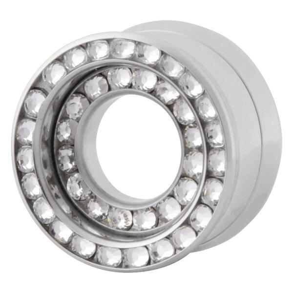 Steel Basicline® internally threaded Super Orbit Eyelet