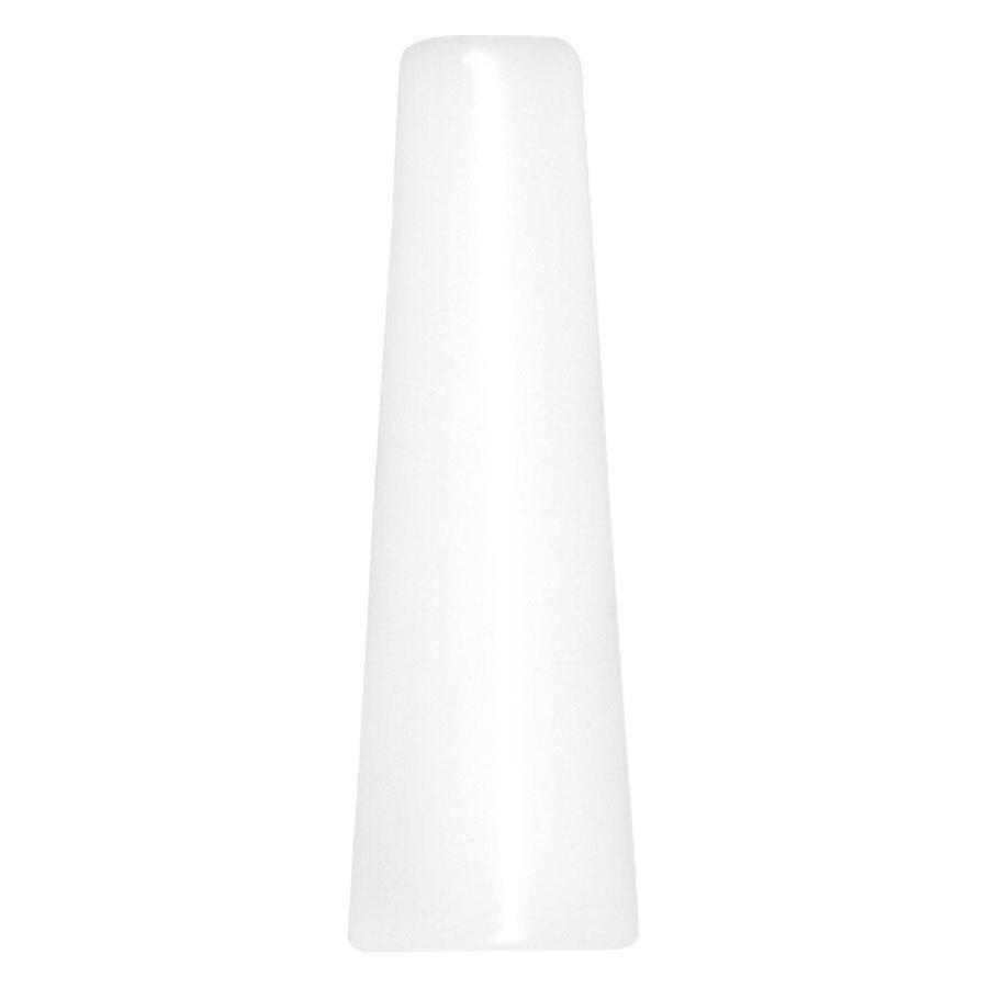 White Acrylic Taper