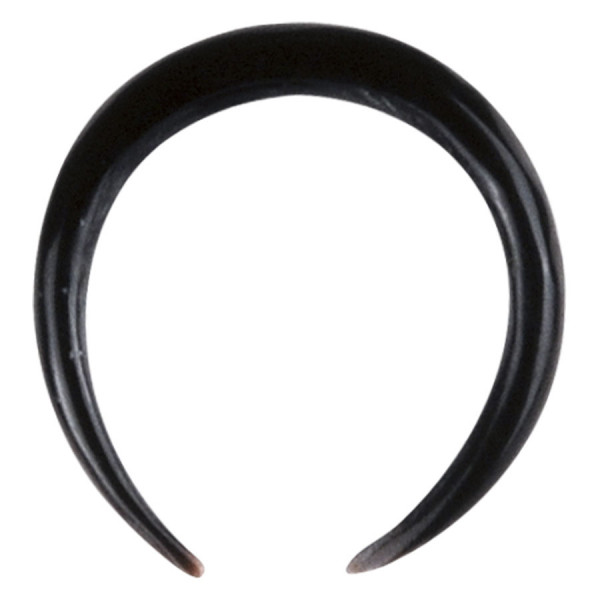 Stretching Crescent Water Buffalo Horn