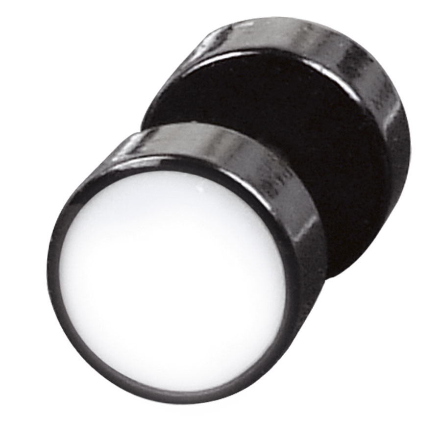 Steel Blackline® - White Mini