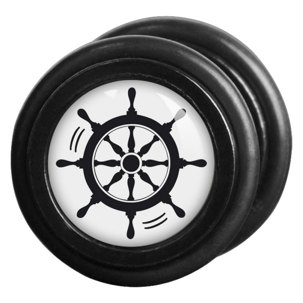 Wildcat® Black´n´White - Sailor Wheel schwarz/weiß