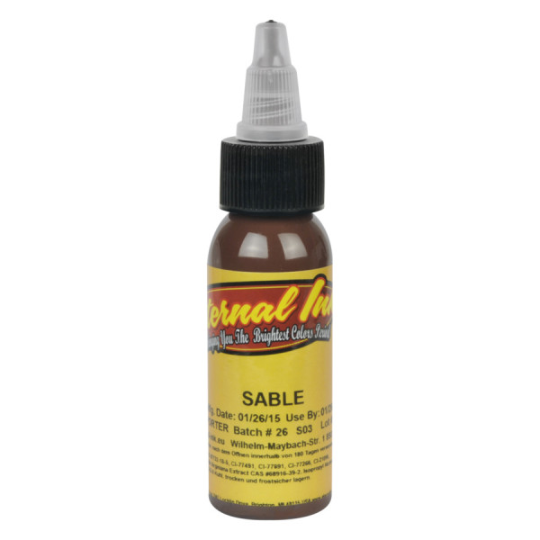 Skin Tones Sable