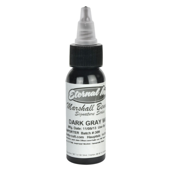 Eternal Ink - Marshall Bennett Dark Gray Wash