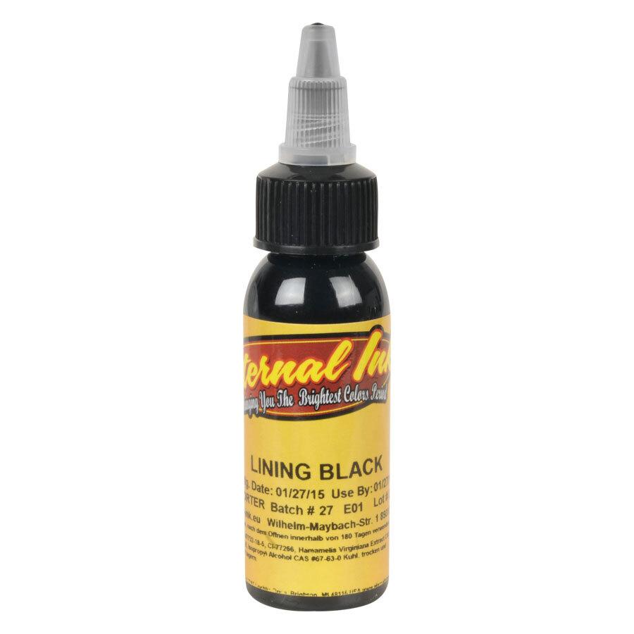 Eternal Ink - Lining Black