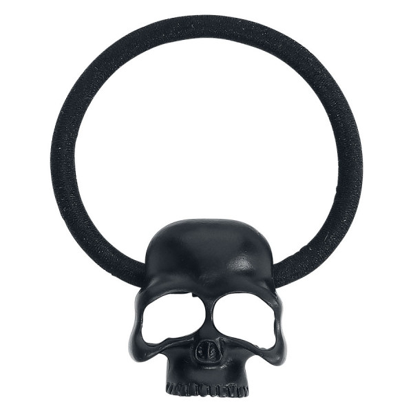 Mysterium® - Skull Hair Tie black