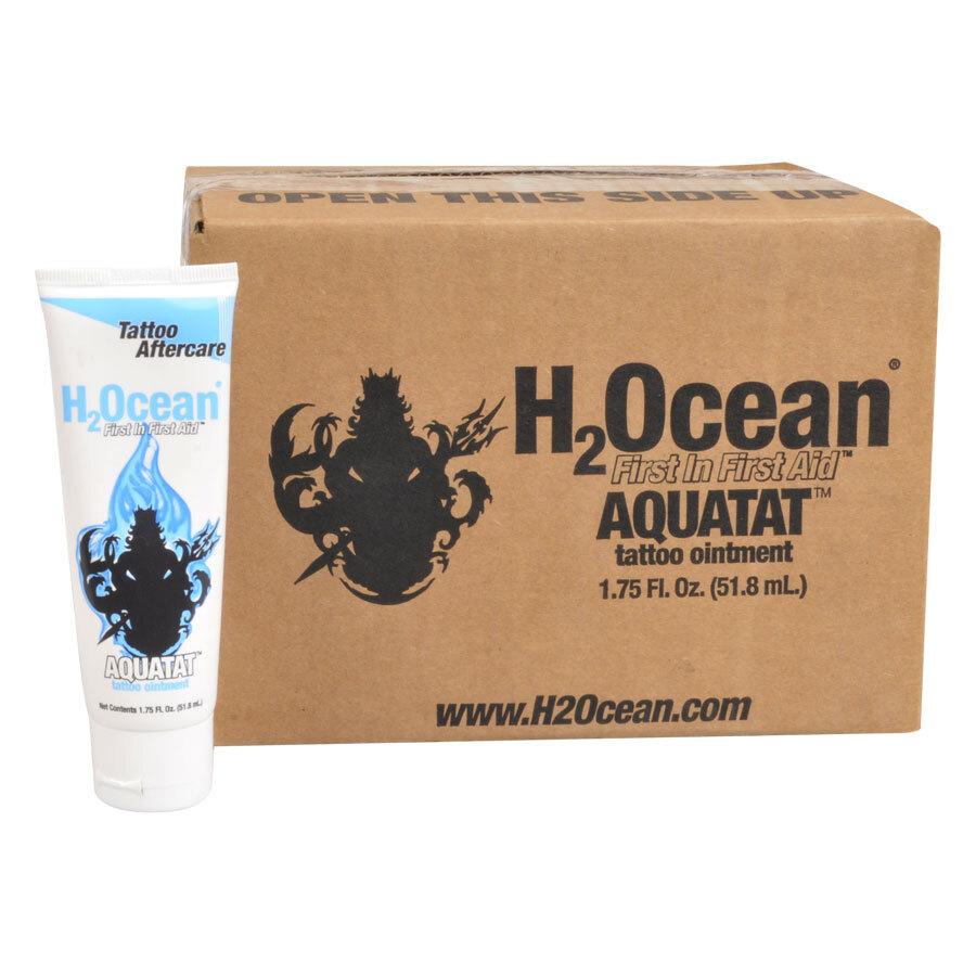 H2Ocean - Aquatat 51,8 ml Box/24