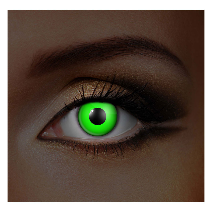 Terror Eyes® - Green Eye UV