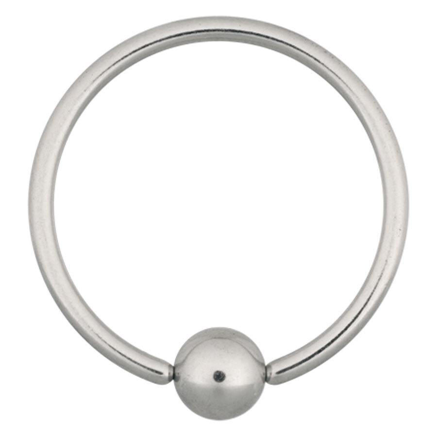 Steel Basicline® Ball Closure Ring
