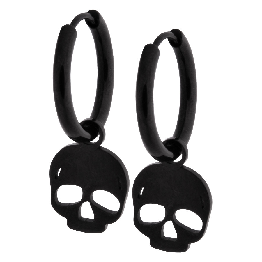 Little Skull Hoops