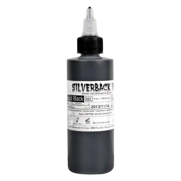 Silverback Ink Stupid Black