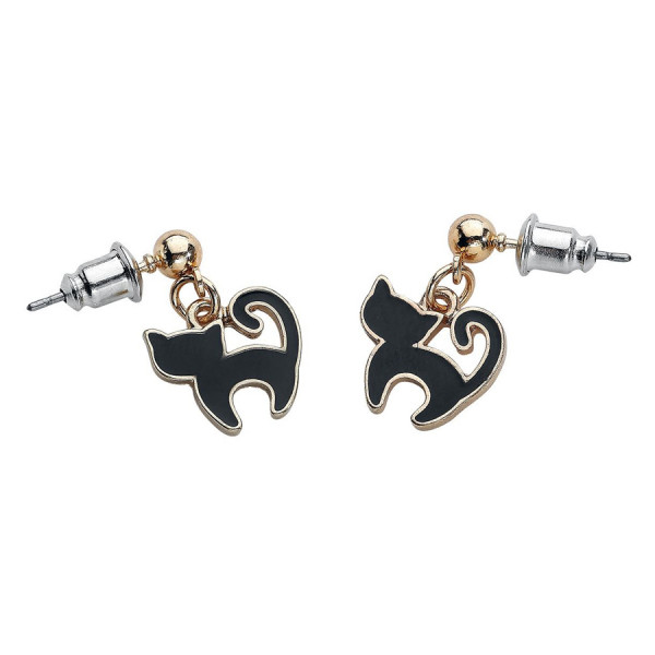 Purrfect Cat Earstuds