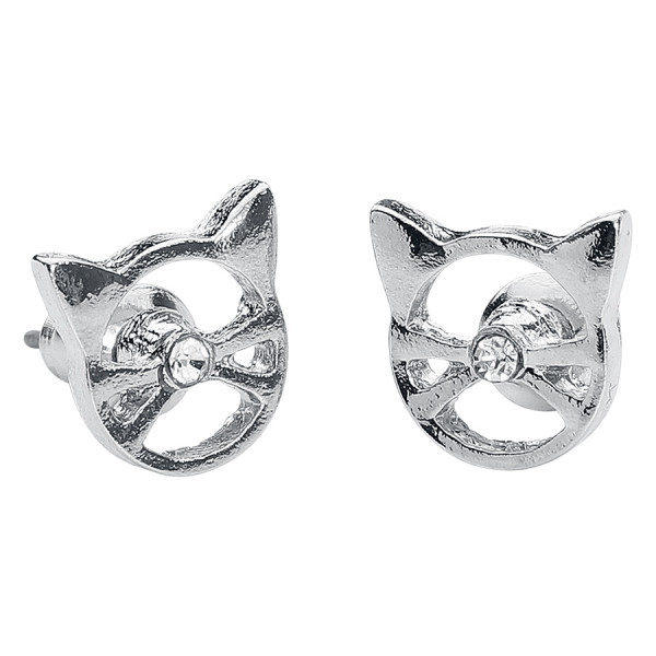 Purring Cats Earstuds