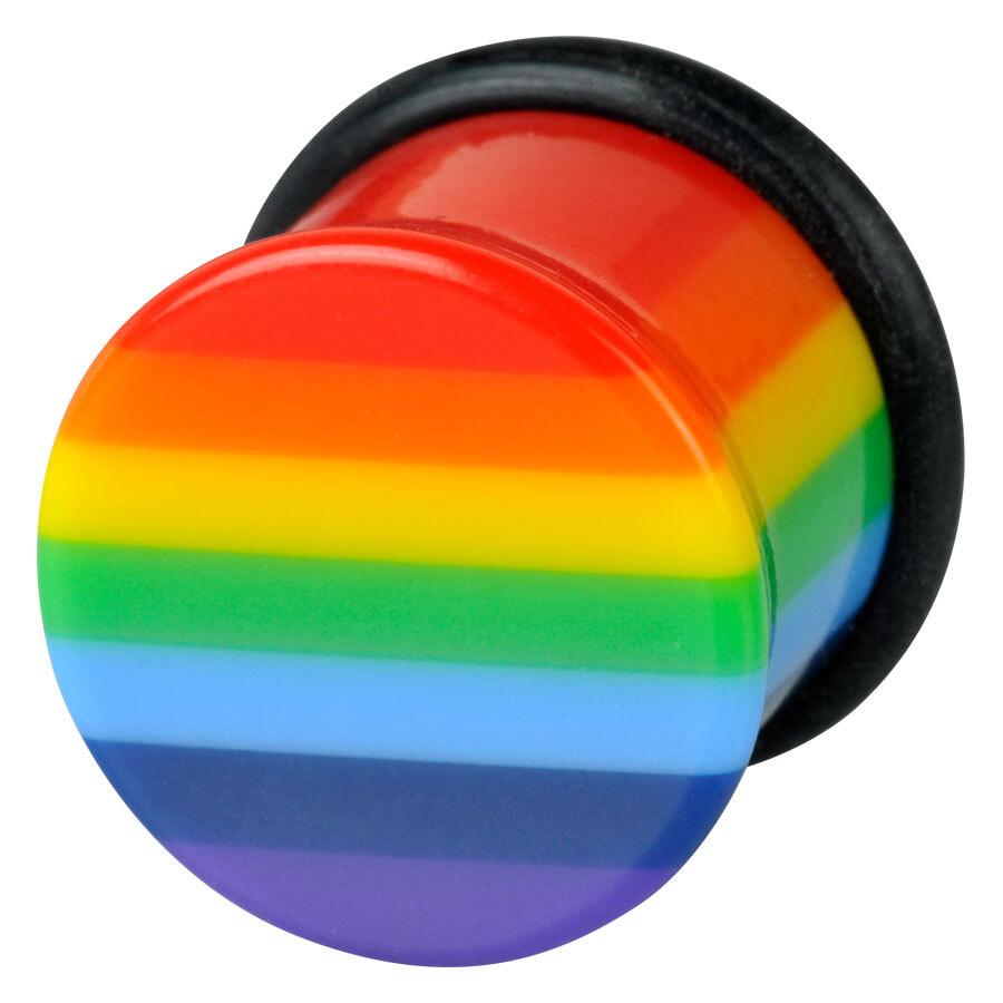 Acrylic - Rainbow