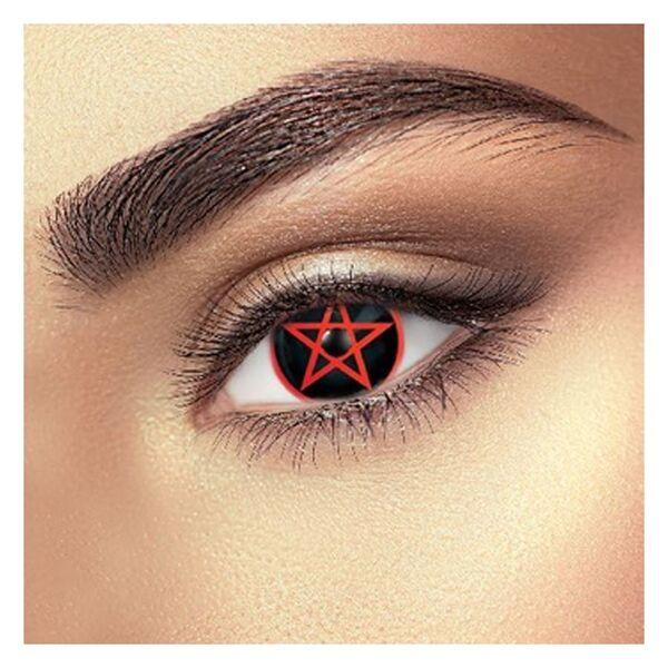 Red Pentagram Eye Pairs