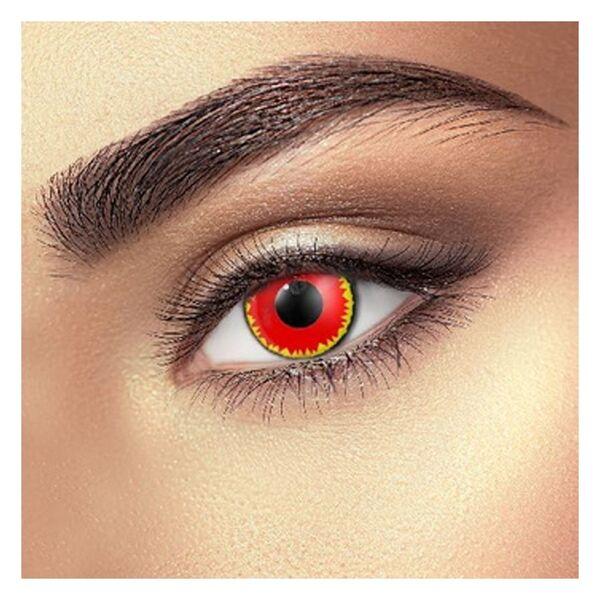 Red Vampire Eye Pairs