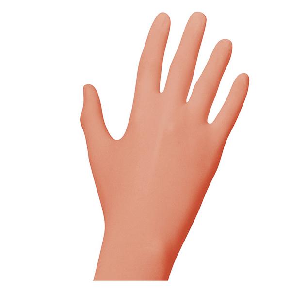 Peach Nitril Handschuhe