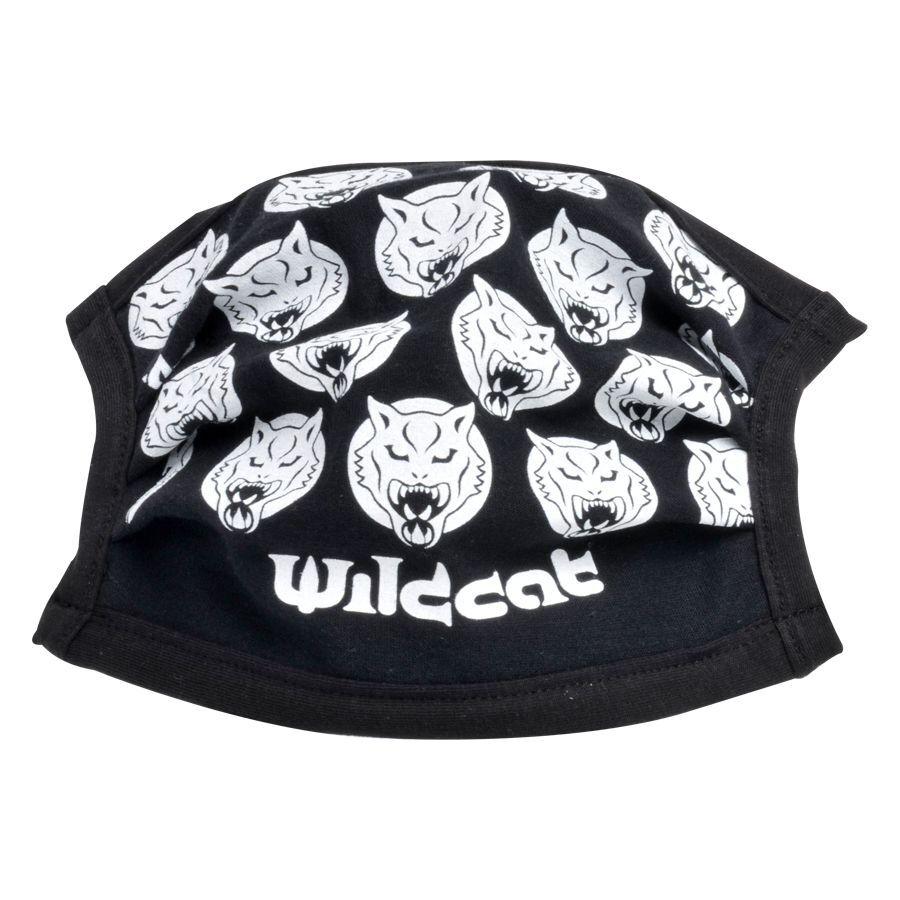 Wildcat Logo Facemask