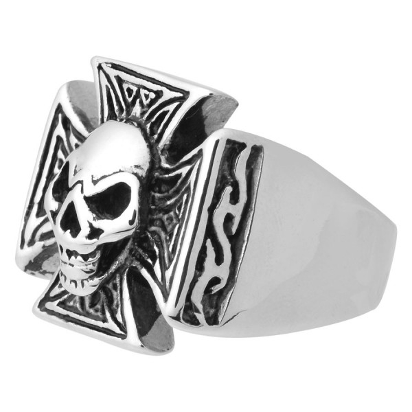 Stainless Steel Ring - 21
