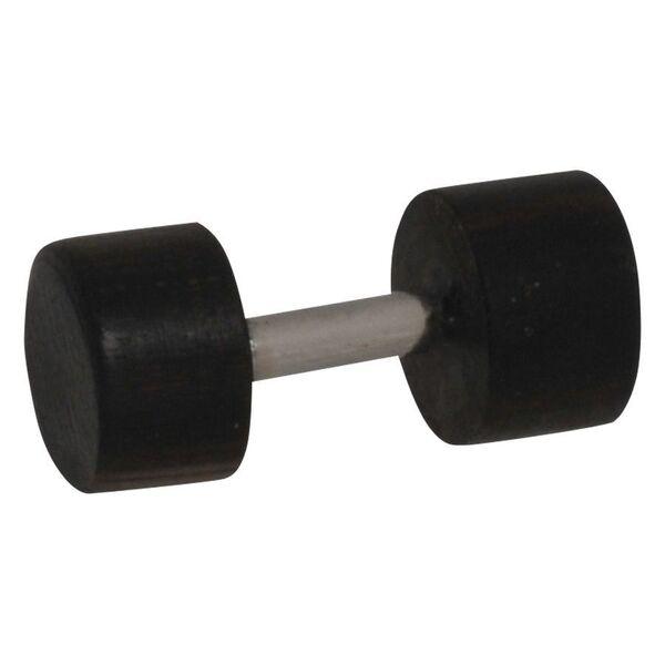 Black Wood Fake Plug