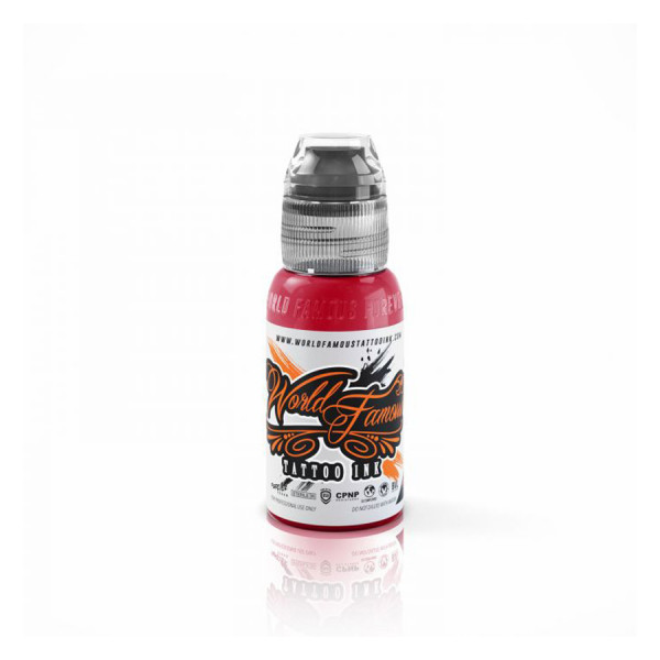 World Famous Ink Jack the Ripper Red 30 ml