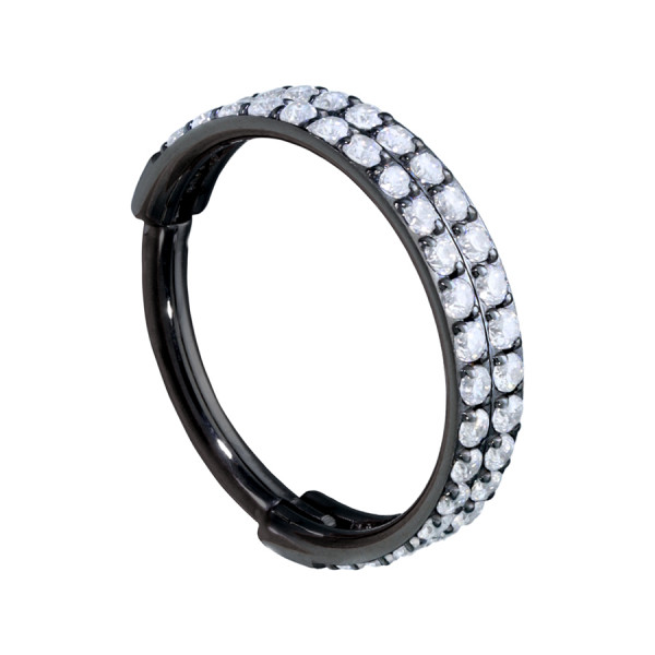 2 Rings Crystal Clicker