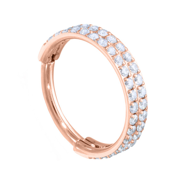2 Rings Crystal Clicker