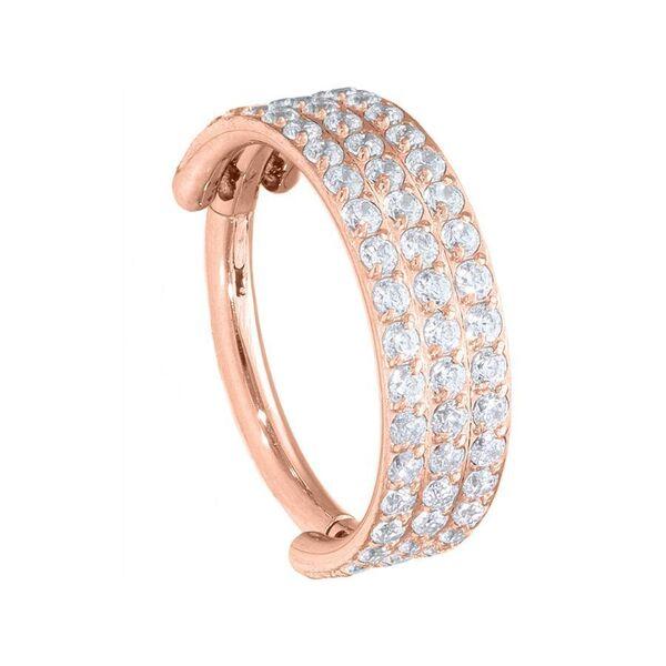 3 Rings Crystal Clicker