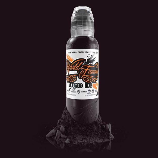 World Famous Ink Plump Island Black 30 ml