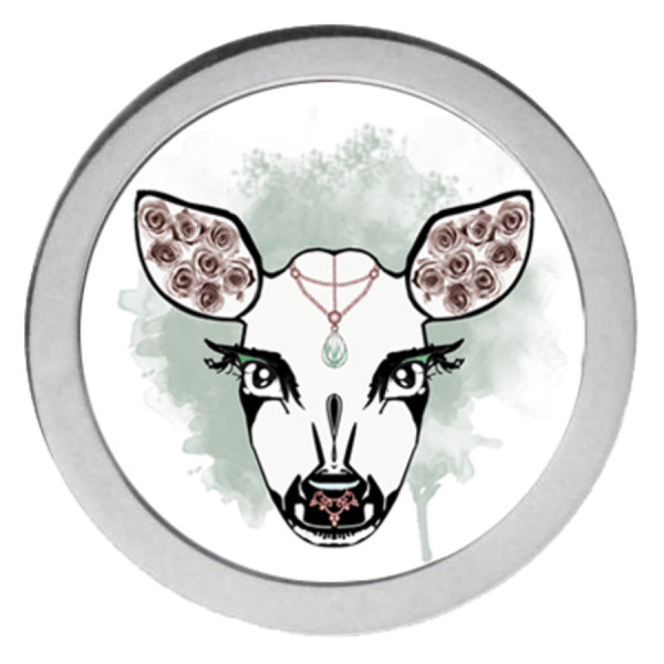 X-Change Floral Deer
