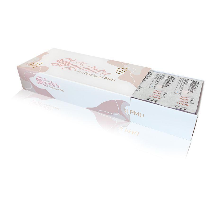 Premium PMU Medium Taper Cartridges Box