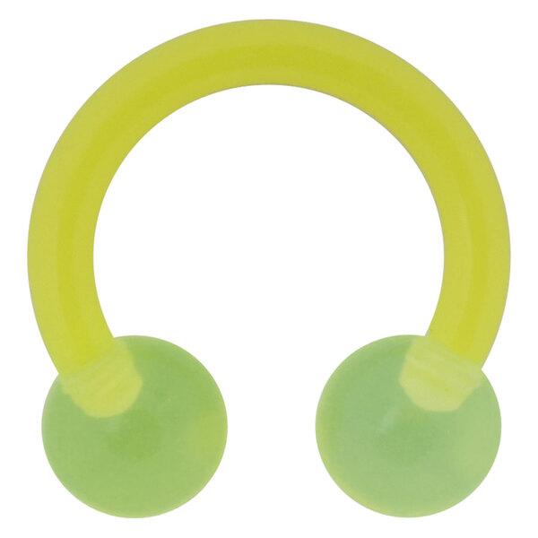 BioPlast® Green Circular Barbell