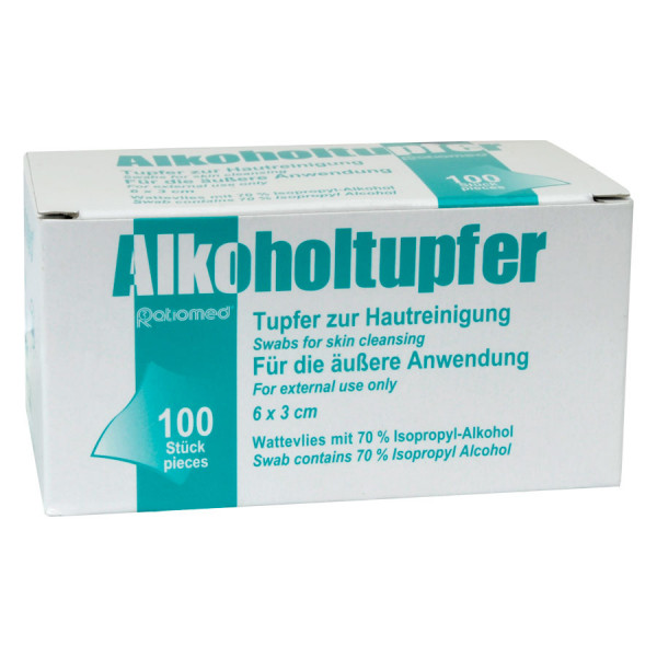 Ratiomed® - Alkoholtupfer