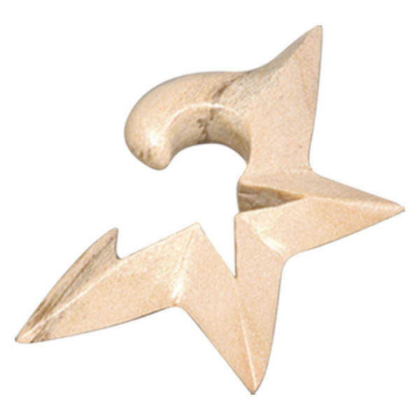 Organic Bright Hanging Star Plug