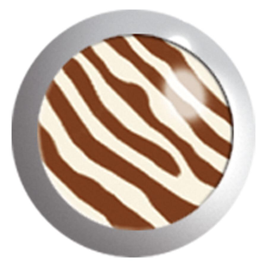 Titan Highline® Wildlife Ball Zebra Braun